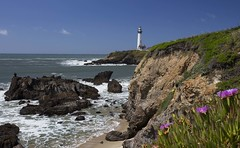 Pigeon Point Lighthhouse - USA (SteveMcDonaldPhotography) Tags: california usa lighthouse america pigeonpoint pigeonpointlighthouse