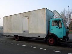 MERCEDES-BENZ 1013 (xavnco2) Tags: france truck mercedes box lorry mercedesbenz trucks ng picardie 1013 lkw camions furgone autocarro porteur fourgon aisne