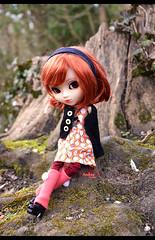 The river (Tramidepain) Tags: doll andrea redhead groove pullip ulala obitsu junplanning rewigged stica tramidepain