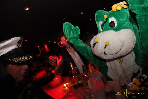 Sweet Hour - Cirque Bonheur - 14/04/2012
