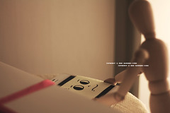 The New iPad [5/?] ( SUMAYAH ) Tags: wood man canon eos 550d