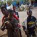 Locals in Ouagadougou, Burkina Faso