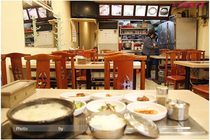 충무김밥忠武燉豬排湯