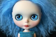 Dolphin Tale Custom #62 ~ Handpainted Zaloa Blue Eyes