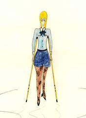 p 027 (kolom_roman) Tags: pantyhose shortleg