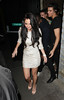 Tulisa Contostavlos, at the Rose Club for Tulisa Contostavlos No.1 party for her hit song 'Young' London, England