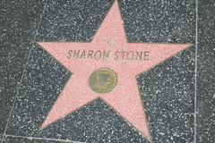 Los Angeles-hollywood-sharon stone (greg.road.trip) Tags: voyage usa beach bar stars star losangeles pacific stones spiderman hollywood lax norris hermosabeach oscars ponton tourisme 2012 connery sunsetboulevard theartist etoiles californie lifeguards backpackers hollywoodboulevard kodaktheatre neilarmstrong darkvador empreintes tourdumonde jimmorisson palaisdesoscars