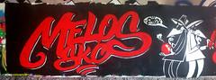 Paint the Town Red (Seita Goto) Tags: graffiti ottawa spy vs script skc