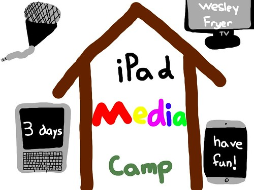 iPad Media Camp by Wesley Fryer, ...