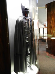 Batman full coustume (silverefl6) Tags: light very ns no flash low halifax allowed coustume exhibt a