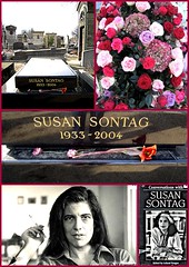 Suzan Sontag, in France for ever (Kay Harpa) Tags: paris france graves famouspeople susansontag personnalits tombes deadpeople cimetiremontparnasse nosmorts kayofkollage photokay