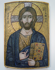Merciful Christ (Icon)