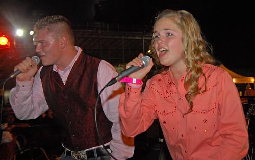 Jacob Nelson and Molly Wineland Van Dam Barn Dance