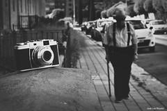 Graflex Century Old Man estilo años 40 (José Luis Moyano) Tags: