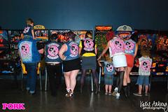 PORK ARMY (Katie Aaberg) Tags: fashion arcade pork porkarmy porkettes porkmagazine blairally