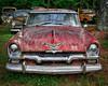 Old Car City (gail des jardin) Tags: white cars georgia rust antique rusty trucks junkyard autos automobiles oldcarcity nikond300 afsnikkor1735mmf28