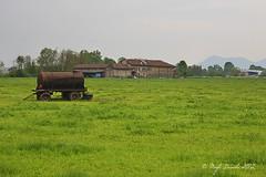 Botte di campagna ( Dany88 ) Tags: campagna pioggia botte fattoria