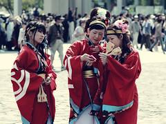 Spring festival (J.Salmoral) Tags: vacation portrait japan retrato hiroshima  nippon portret japon giappone nihon jap   retrat portrt japo portrtt  canonef24105mmf4lisusm arckp canonef24105f4lisusm juansalmoral canon600d