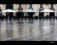 Rainy day (Yolanda Miel) Tags: france rain canon europe dijon pluie parasol bourgogne côtedor placedelalibération mygearandme mygearandmepremium mygearandmebronze yolandamiel yofromparis flickrstruereflection1 flickrstruereflection2 flickrstruereflection3 flickrstruereflection4
