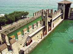 Sirmione (Tory B) Tags: summer vacation italy lake tower nature vacances garda italia estate t lombardia sirmione lombardy