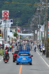 8419 TOJ2012 minami-shinshu stg (HottSpin) Tags: bicycle japan race nagano 15th roadrace 2012  tourofjapan