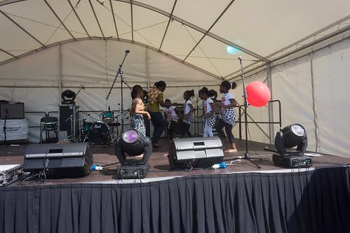 Africa Day Celebration - Ghanaian Kids Ireland (Liffey Homework Club)