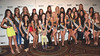 Miss USA contestants at Pure Nightclub inside Caesars Palace Las Vegas, Nevada