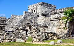 Site Maya de Tulum - Photo 15 (CGDP) Tags: rock mexico nikon pierre ngc yucatan tulum mexique fx d800 latine vestige amerique nikoniste pixelistes nikonpassion pninsuleduyucatan cgdp afs70200mmf28vrii