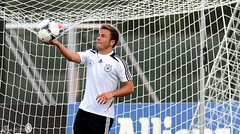 Mario Götze - Euro 2012 (Germany Euro 2012) Tags: horizontal germany deutschland football fussball euro mario var futebol alemanha 2012 seleção tourrettes götze