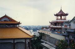 1996 Thailand ประเทศไทย - Malaysia - Singapur (maerzbecher-Deutschland zu Fuss) Tags: si 1996 malaysia penang kek lok georgetwon 极乐寺 極樂寺 maerzbecher kekloktempel