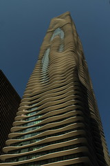 Radisson Aqua Blu Hotel, Chicago, Illinois (Mastery of Maps) Tags: city urban chicago architecture buildings illinois downtown cityscape place skyscrapers central chitown il tall highrises centralbusinessdistrict windycity neweastside downtownloop
