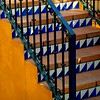 stairs in balcones (msdonnalee) Tags: stairs tile steps stairway treppe escalera scala escada escalier treppen escala 階段 лестница tilesteps سلالم photosfromsanmigueldeallende fotosdesanmigueldeallende