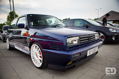 """VW Golf Mk2 Rally • <a style=""""font-size:0.8em;"""" href=""""http://www.flickr.com/photos/54523206@N03/7362475646/"""" target=""""_blank"""">View on Flickr</a>"""