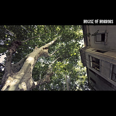 house of horrors II (s.f.p.) Tags: house building abandoned walking de dead casa los factory fabrica contrapicado horrors abandonada horrores