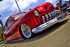 George Barris Cruisin' Back to the 50's Car Show (dmentd) Tags: nifty
