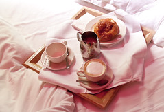 Hotel Amour Breakfast in Bed - Montmartre, Paris (ChrisGoldNY) Tags: travel food paris france coffee breakfast french europa europe european forsale beds eu hotchocolate montmartre sheets viajes drinks posters croissant hotels pastries vacations roomservice bookcovers cafes trays albumcovers eater breakfastinbed gridskipper hotelchatter jaunted hotelamour chrisgoldny chrisgold chrisgoldphoto