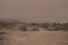 Dust still floating in air (Carolannie...sorta here and there) Tags: colorado haboob westernslope