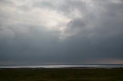 sea clouds dunes shore jersey normandie patch sanddunes emptyness sunpatch cotentin 35mmf18 d7000