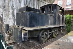 Sentinel/Manning Wardle No.6155 (hugh llewelyn) Tags: coalbrookdale sentinel museumofironmuseum sentinelmanningwardleno6155
