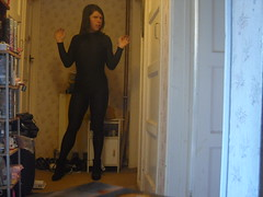 An old favourite (Tammys Dead X_x) Tags: tights leotard leggings
