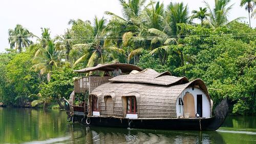 Houseboat Cochin