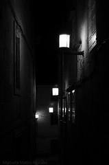Reto: Farola (mmateomoralesvila) Tags: lights noche farolas vigo oscuridad cascovello
