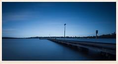 Freshwater Jetty (hoomanz) Tags: perth claremont daytimelongexposure