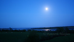 My Room with a view - Moonrise (Ken Meegan) Tags: ireland moonrise cowexford salteeislands bannowbay saltmills myroomwithaview 2152016 myroomwithaviewmoonrise