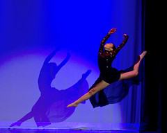 Foreshadowed Dancer (R.A. Killmer) Tags: girl fly dance costume stage recital dancer grace talent performer graceful skill danceworkshopbyshari