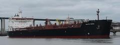 Tanker: BALTIC FORCE (IMO 9327384 2006 23337gt) Port of London (emdjt42) Tags: riverthames tanker portoflondon balticforce