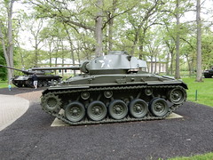 05-20-2016 Ride Cantigny First Division Museum (Dan Reynard) Tags: tank chaffee illinios m24 cantignyfirstdivisionmuseum