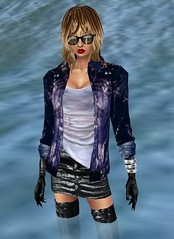 13 (SoakinJo) Tags: thighboots balletheels wetlook wetclothes imvu wetdenim surfinginheels