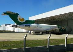 Boeing B727-200F RIO Linhas Areas, PR-IOD (Antnio A. Huergo de Carvalho) Tags: rio boeing 727 b727 727200f priod b727200f riolinhasareas riocargo