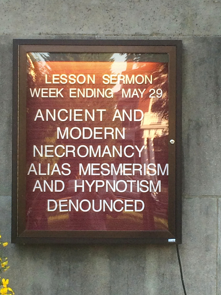 Mesmerism and Spiritualism